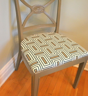 simple chair makeover