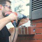 installing window shutters