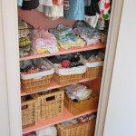 building a custom closet