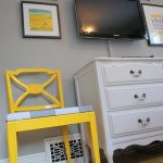 sunny chair makeover
