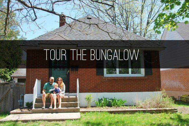 TOUR THE BUNGALOW