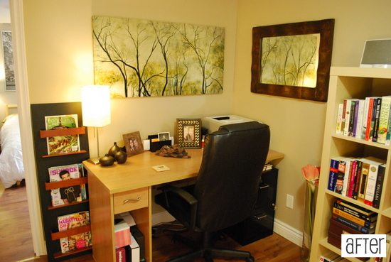 Sophisticated Warm Study Alan Tanksley Hgtv