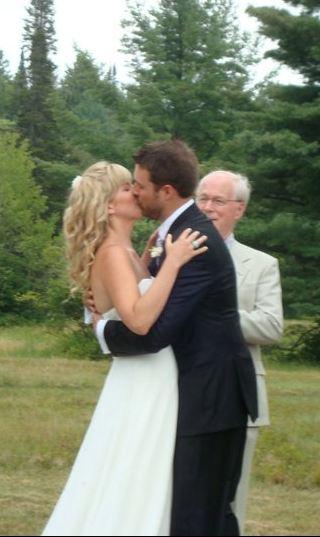 Our Mountain Wedding
