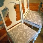 a quick chair makeover: re-upholstery 101