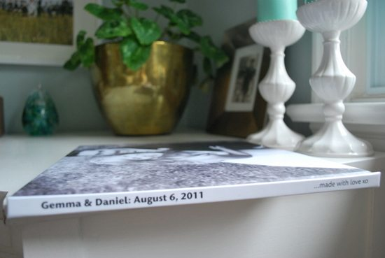 I included things like our wedding vows we wrote our own the digital copy