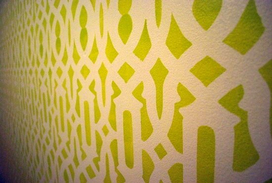 Stenciling A Wall: Tips and Tricks