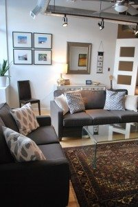 condo redesign: bachelor pad cool