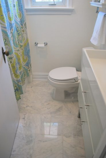 project bathroom: the reveal