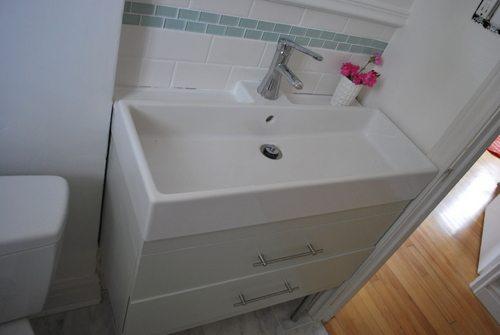 How To Caulk A Bathroom Sink project bathroom: caulking - the sweetest digs