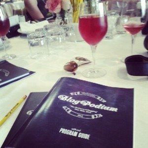 the business of blogging: blogpodium