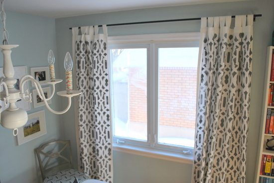 the diy files a 10 curtain rod the sweetest digs