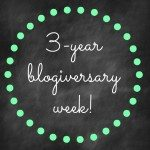 blogiversary time