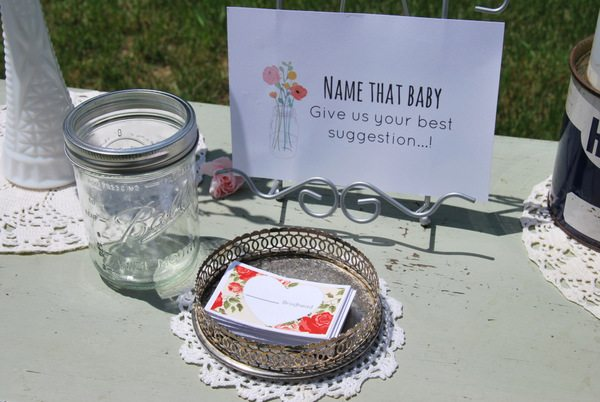 low key baby shower games and activities  the sweetest digs, Baby shower