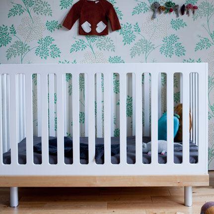 ouef classic crib