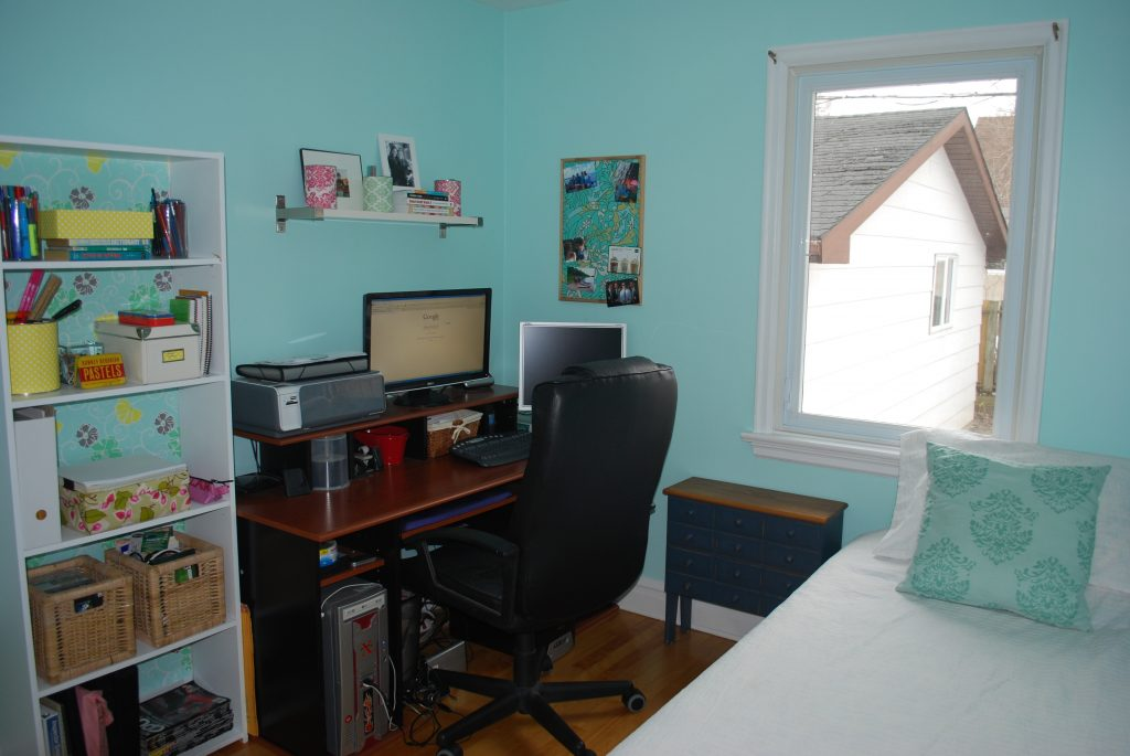 Office Spare Bedroom Small Office Guest Room Ideas