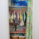 calming the chaos (kind of): storage solutions for baby gear