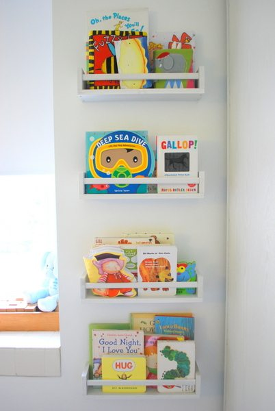 IKEA Spice Racks for Books nursery-after-9