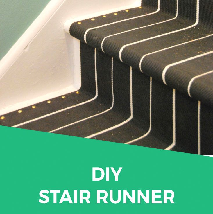 Diy Stair Runner How To Install A With