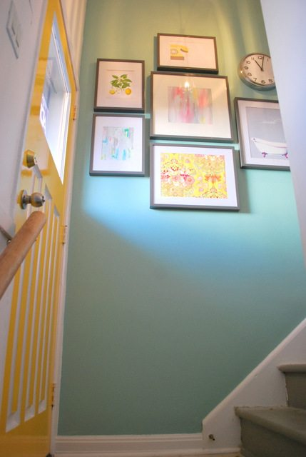 DIY Stair Runner How To Install A DIY Stair Runner With IKEA Rugs