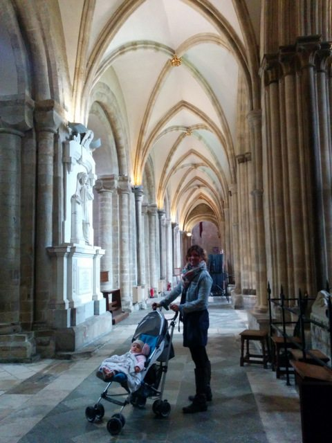 our trip to england with baby: a recap