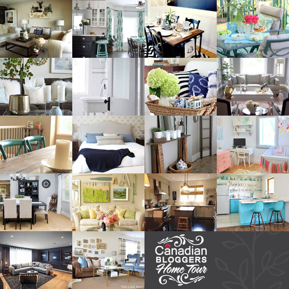 cdn bloggers home tour