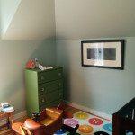 Meredith's nursery decor: the beginning
