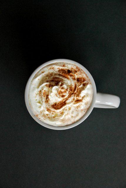 hazelnut nutella hot chocolate recipe - the sweetest digs2