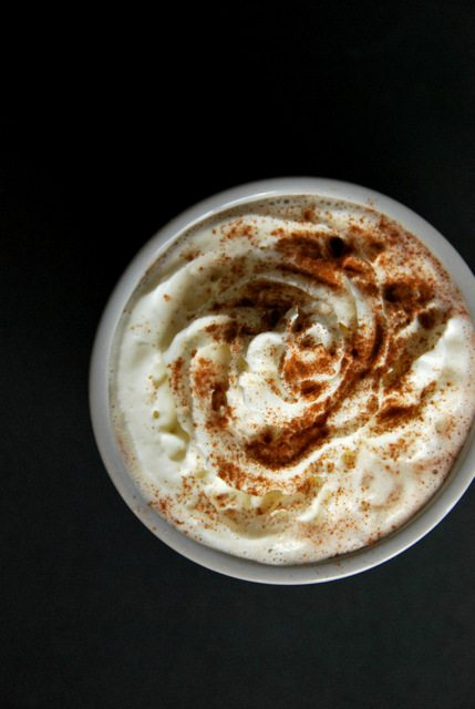 hazelnut nutella hot chocolate recipe - the sweetest digs4