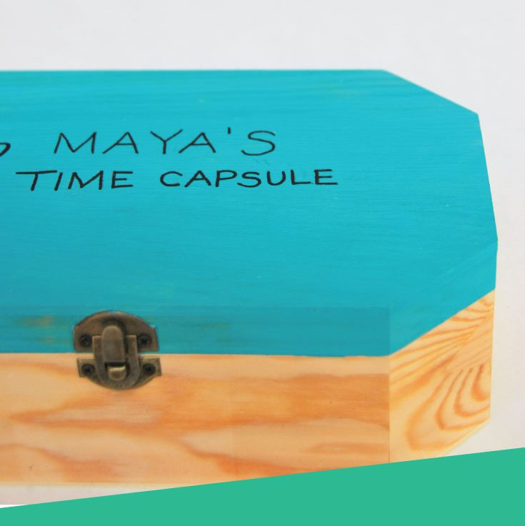 How To Make A Birthday Time Capsule
