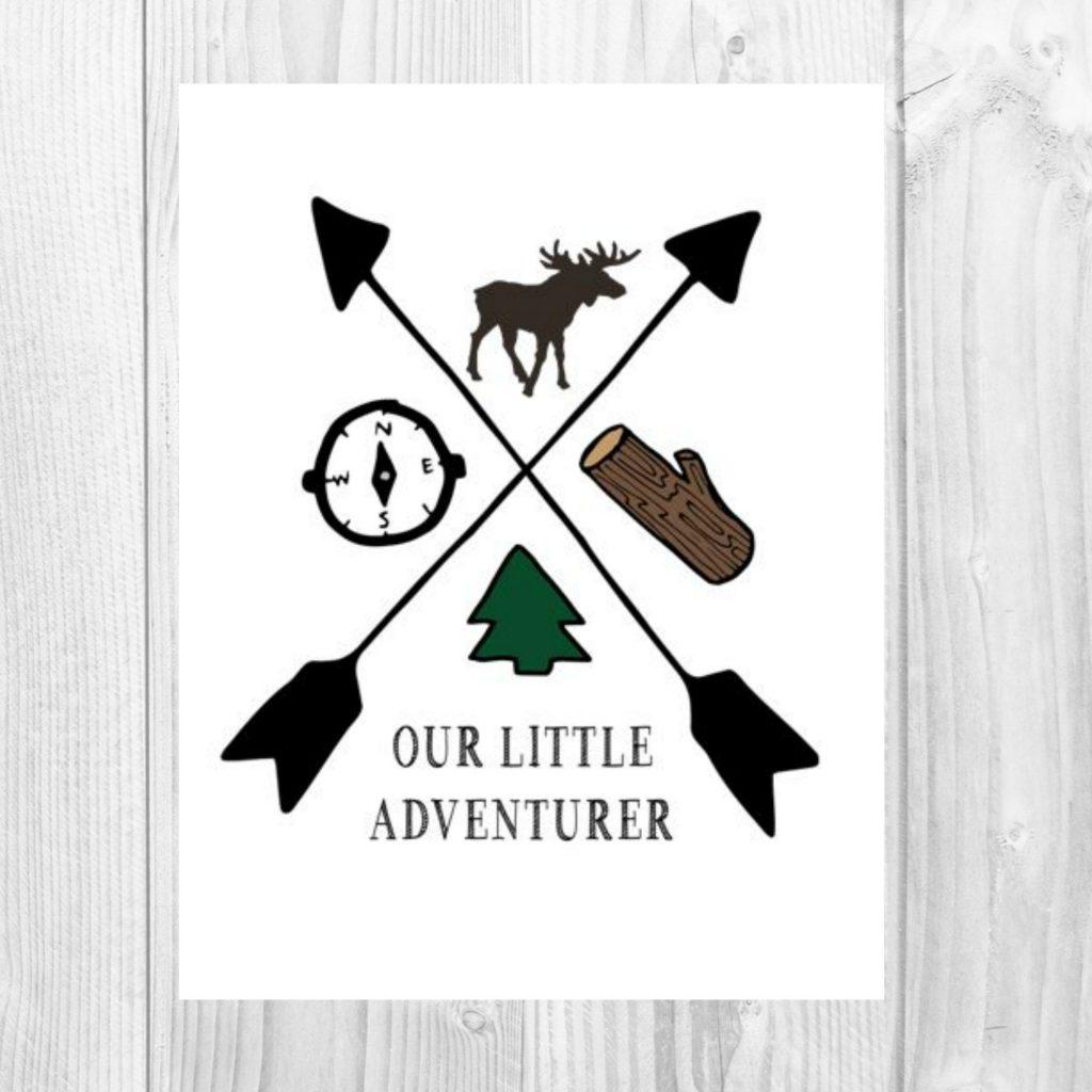 little adventurer - etsyb