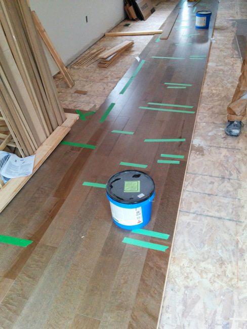 tips on choosing hardwood floors - via the sweetest digs