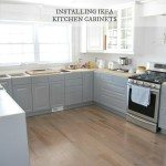 installing IKEA kitchen cabinetry: our experience