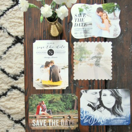 Save The Date Cards: Ideas and Inspiration