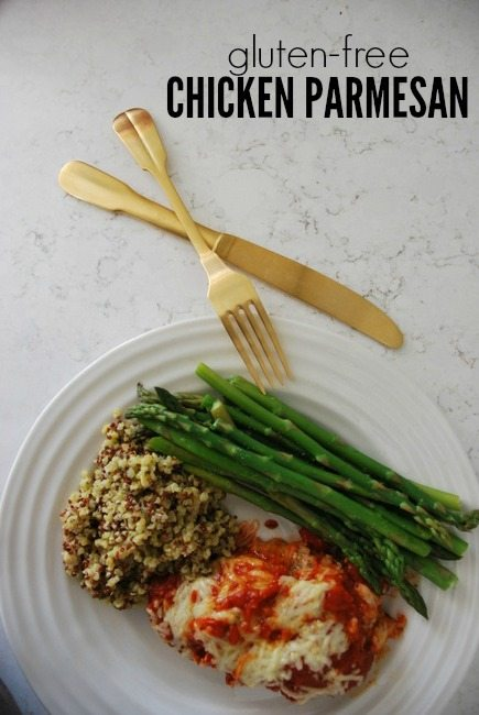 how to make gluten free breading for chicken