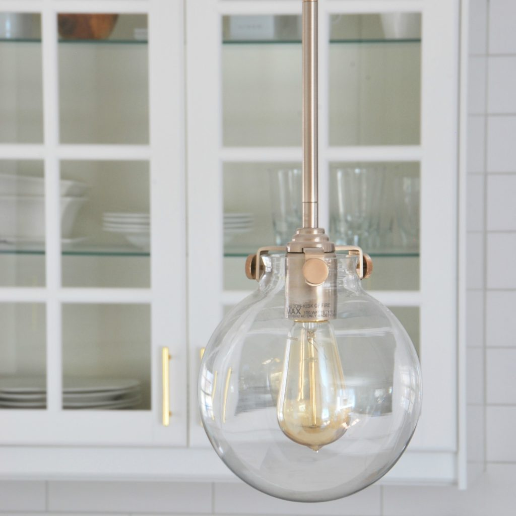 pendent beach house kitchen nickel oversized pendant