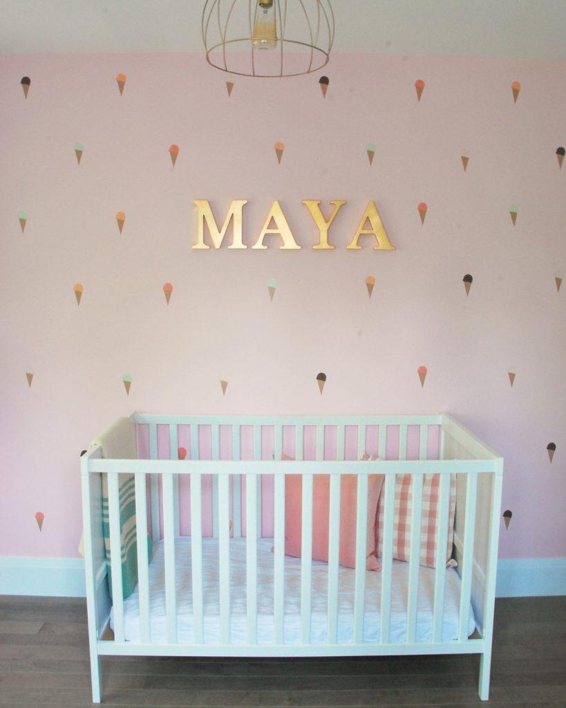 nursery room reveal - 2a