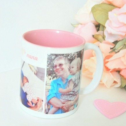 How To Make a Photo Mug for Mother's Day