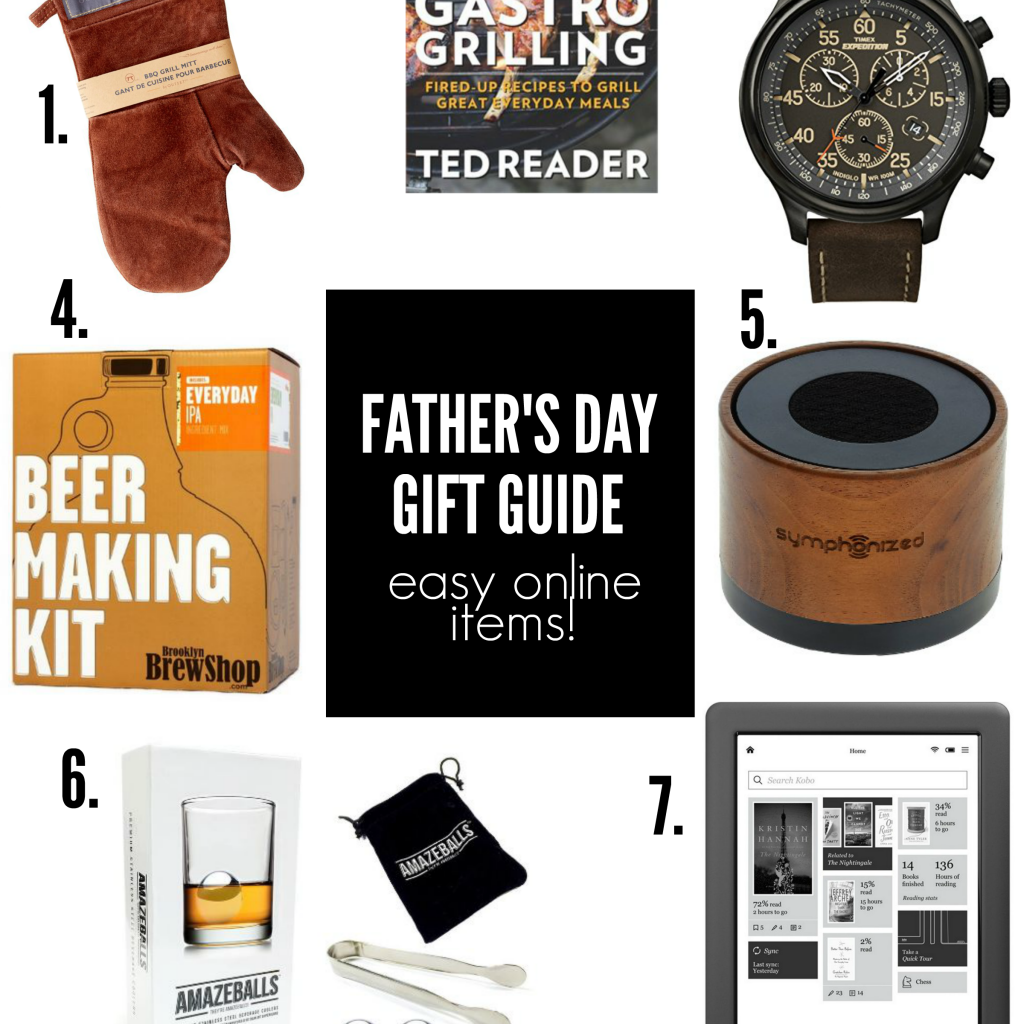 Father's Day Gift Ideas Delivered