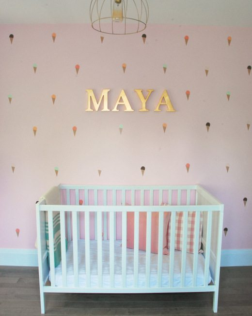 nursery room reveal - 2a