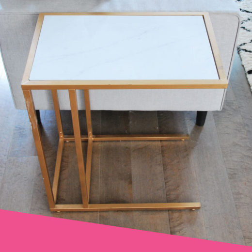 IKEA-hack-gold-marble-table - Copy