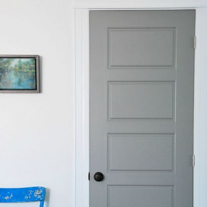 tips for perfectly painted doors