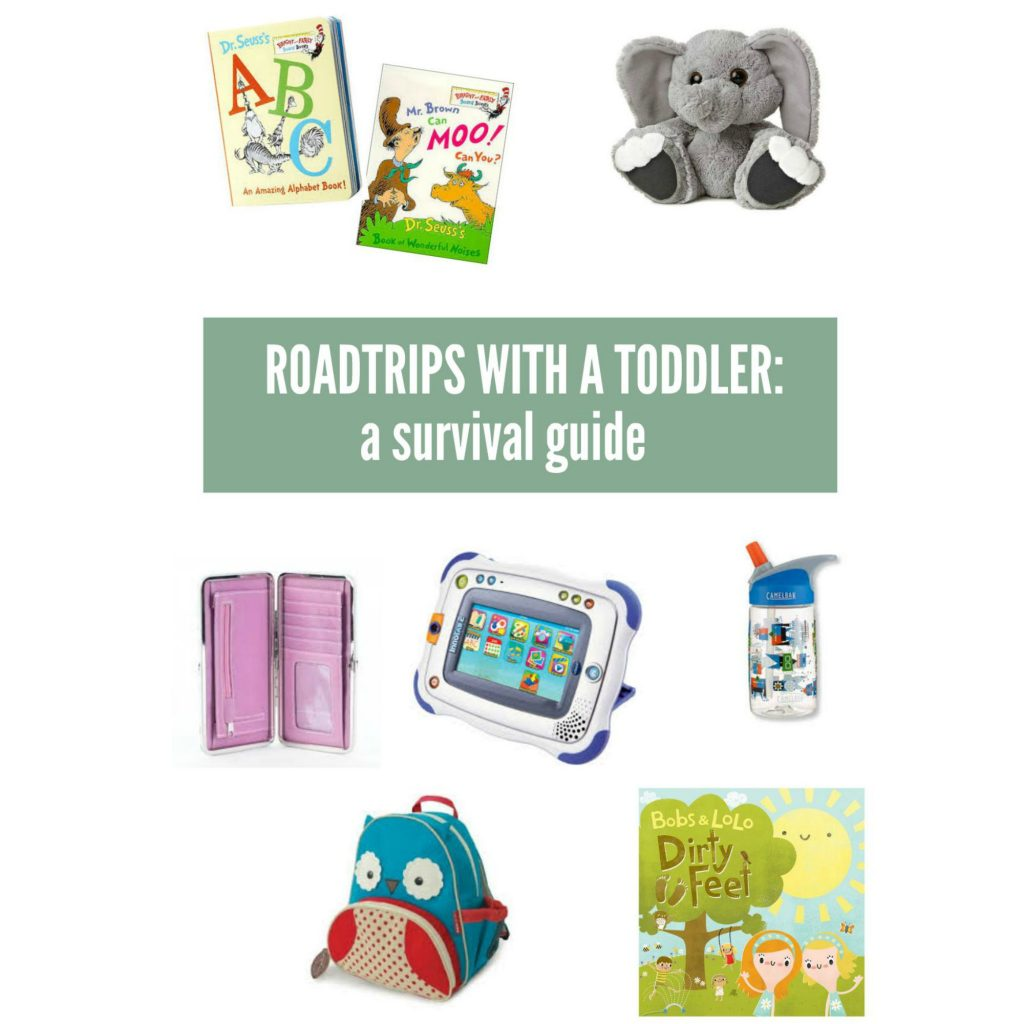 The Ultimate Guide to Surviving Roadtrips with a Toddler
