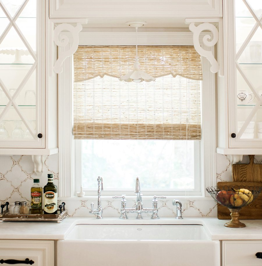 Kitchen Blinds And Shades: Get The Look: Mediterranean Beach House Decor