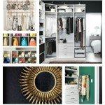 3 steps to design an organized closet