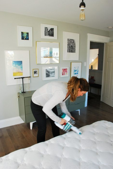 5 Tips for keeping your house dust-free - Great advice for people living with allergies.