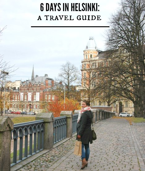 Helsinki travel guide: Our trip recap and favourite things to see and do!