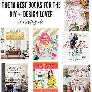 10 best DIY and design books of 2015