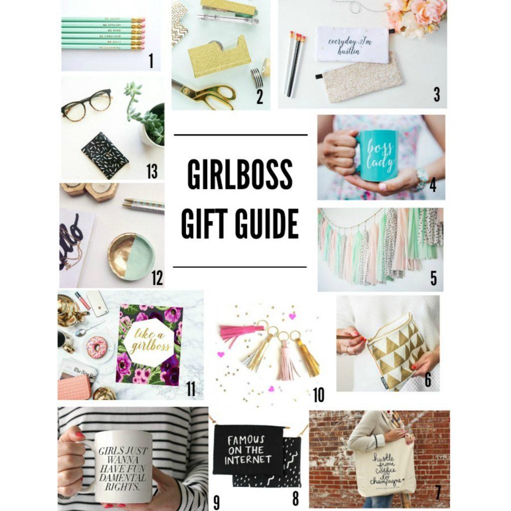 girlboss gift guide