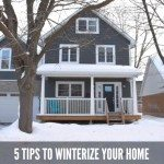 5 ways to winterize your home