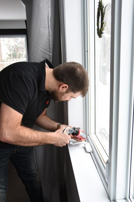 Tips and strategies on how to keep your home well sealed so that it is winterized properly!